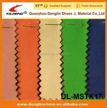 Scrape resistance and frost resistance pvc leather for bag