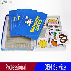2015 OEM Customer Children Study Puzzle Cards