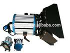 fresnel profissional barndoor luz de vídeo 1000w
