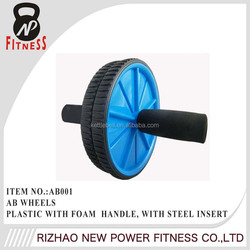 AB exercise equipment / AB wheel / AB roller easy to use