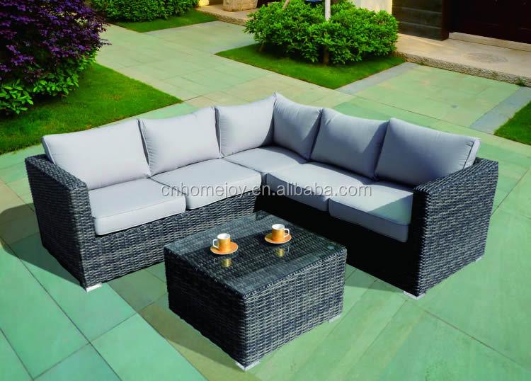 modern classic outdoor lounge furniture corner lounge furniture rattan