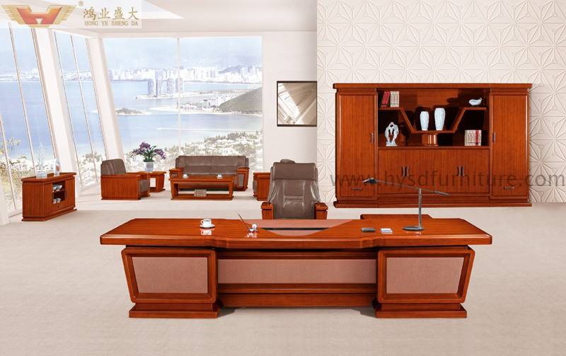 High End Modern fice Furniture Presidential Desk