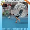 top quality inflatable football bubble ball ,foot ball inflatable soccer ball for kids bubble ball