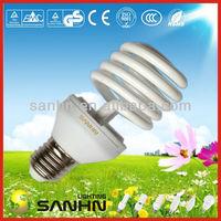 SK CKD T2 Half spiral 25W Energy Saving Bulb Factory