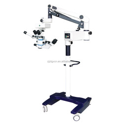 LZL-6D competitive price easy to operate ophthalmic operating microscope from ZHONGTIAN company China (CE,ISO,Factory)