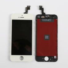 Mobile Phone Spare Parts for iPhone 5s touch screen monitor with Digitizer