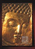 6144-83 Chinese Buddha Wall Sculpture Wall Art
