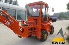 automatic hydraulic wheel loader case backhoe for sale