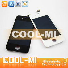 wholesale oem tft mobile phone parts touch screen dispaly lcd gsm for apple iphone 4s
