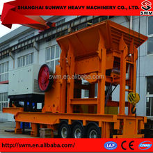 High Quality Cheap Best Manufacturers Aggregate Mobile Crusher