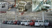 7 Seats Left Hand Drive Gasoline Engine Minivan
