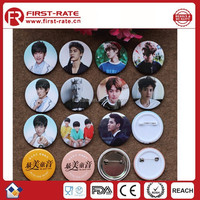 Promotional customized Metal Pin badge