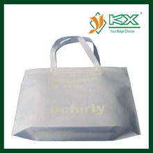 fashion non-woven fabric tote bags for promotion