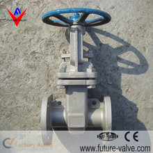 Hot Sale PN16 Cast Steel GOST Metal Seated Gate Valve