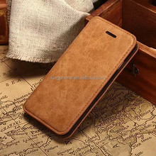 Retro leather holster mobile phone case for iphone 6,holster case for iphone 6