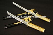 No. 1 samurai da espada japonesa ( samurai japonês traje cosplay de armadura & capacete espada )