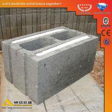 QTY8-15 concreto oco fabricação de tijolos máquina