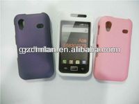 Good quality silicon mobile phone case for samsung galaxy ace s5830