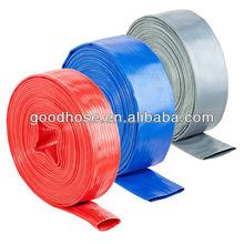 PVC LAYFLAT WATER IRRIGATION HOSE