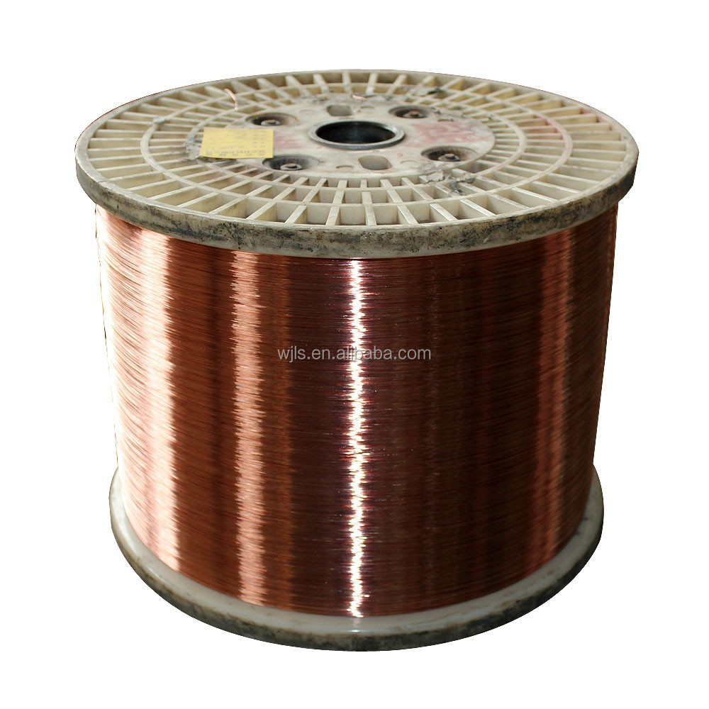 Copper Clad Aluminum : Copper clad aluminum cca wire mm soft annealed buy