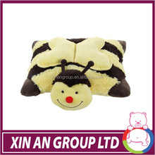 fashion animal stuffed toy bee plush&shanghai factory product toy stuffed&pendant series plush animal toy bee