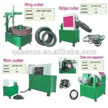 tyre recycling machine/rubber tyre powder machine/waste tyre recycling production line