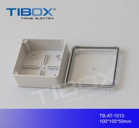 ABS waterproof box plastic outdoor electrical junction enclosure