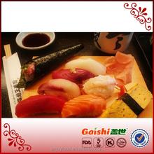 2015 high quality wooden sushi rice ball chopsticks for sushi sushi nori box wasabi rice soy sauce