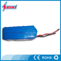customized small 12 volt lithium ion rechargeable battery for CCTV Camera LED strip battery solar system