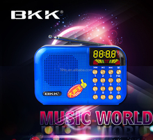 high quality digital music box mini public speaker ( B 826)