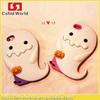 Halloween Day Cute Ghost Silicon Case For iPhone 5 5S 5G
