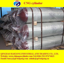 30L to 200L capacity cng cylinder type 2, cng tank