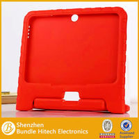 Kids Anti Shockproof EVA case for Samsung tab 4 10.1 with stand