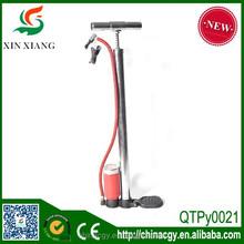 2015 yiwu xinxiang red color bike tire air pump