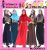 Ethnic Region Middle East Dress Abaya Clothing Type Middle East Dress