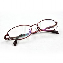 Classic Brand Design Metal Optical Eyewear Full Frame Men Reading Glasses