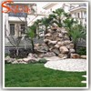 Creative small water pumps for fountains resin wall fountains for garden large fountain garden