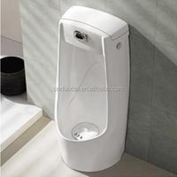 Modern Design Freestanding China Public Urinal with Sensor Flushing (EX-J7712)