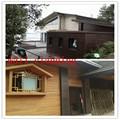 2015 barato superfície oleada profissional de bambu natural exterior revestimento da parede para a decoração da parede