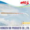 Hongen wood ice hockey stick--wood shaft, wood blade,