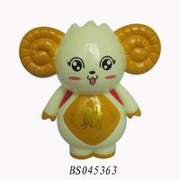 2015 newest money box cute sheep piggy bank coin bank