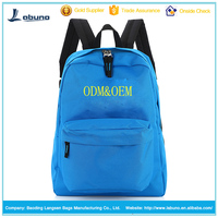 Fashionable school bags high class student school bag backpack bags for high school girls