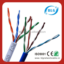 China cable supplier cat5e cable with cooper conductor