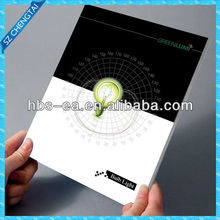 colorful lighting & led products paper catalogue printing