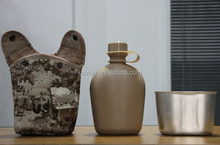 2015 the best selling military drinking bottle set made in China
