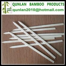 Eco-friendly Bamboo Flat Sticks