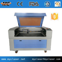 100w wood co2 laser engraving and cutting machine