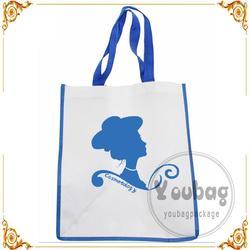 Custom printed china suppply 70g 80g 90g non woven bag for wholesales