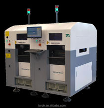Mounting King in SMT Industry/high speed and precision automatic pick and place machine