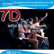 Horror movie 7D cinema for sale
